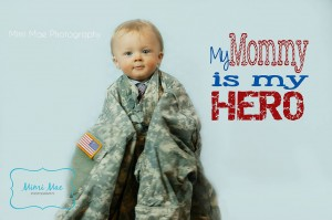 Photo by Mimi Mae Photography, shared by HH6 Camo Chix with permission for this article
