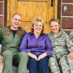 Special Message To Military Parents From Author Elaine Lowry Brye